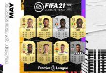 Candidati POTM maggio Premier League