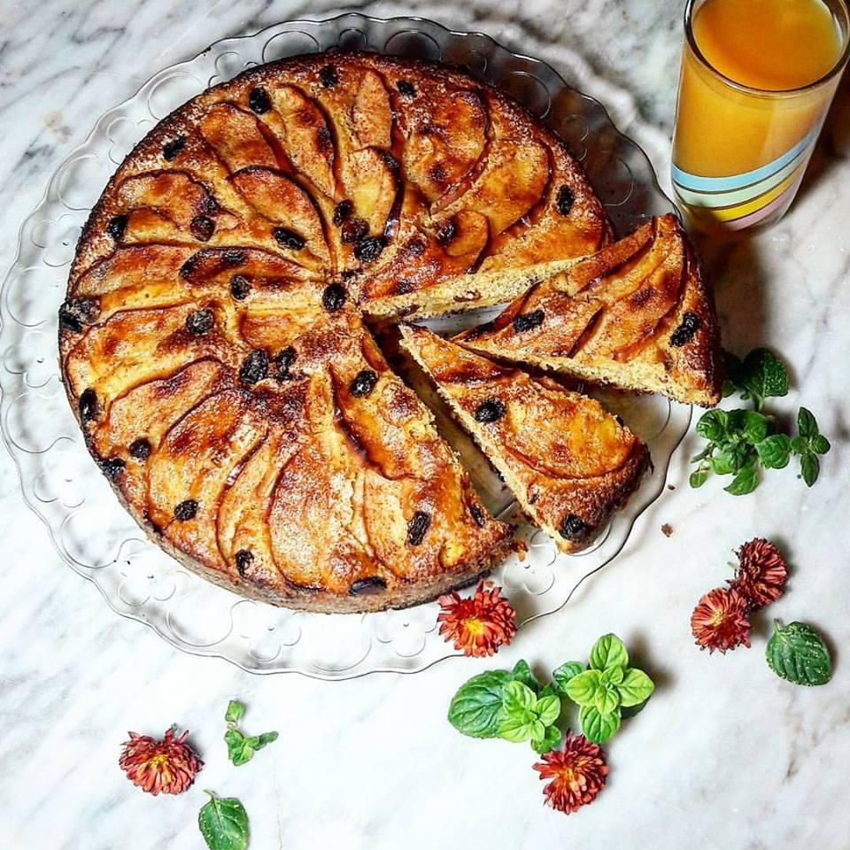 torta-di-mele-semplice