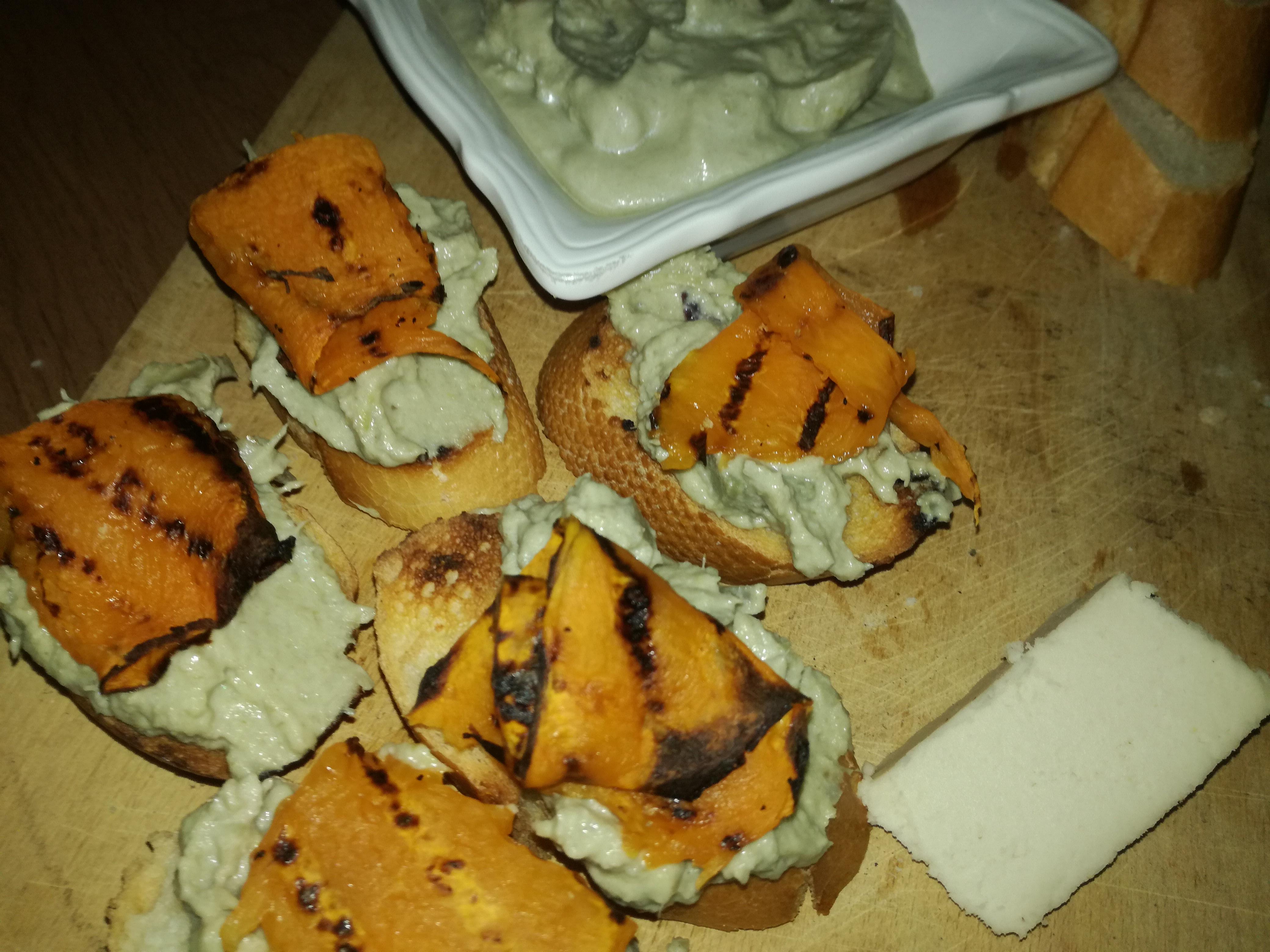 baguette-al-patè-di-carciofi
