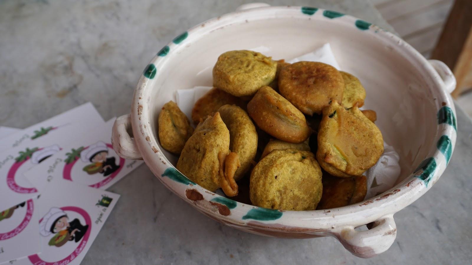 pakora-zucchine