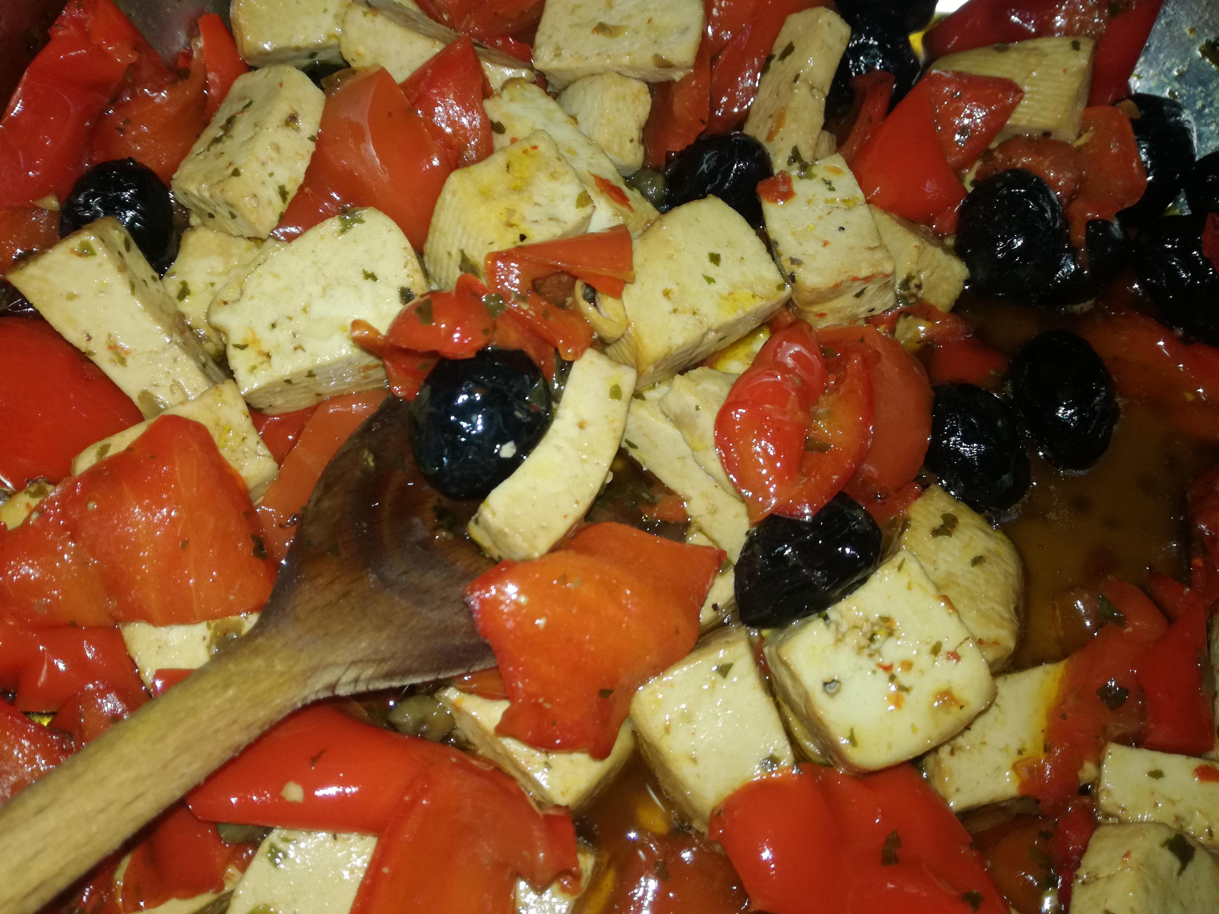 tofu-saltato