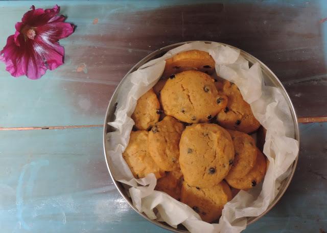 biscotti-con-mirtilli-senza- zucchero