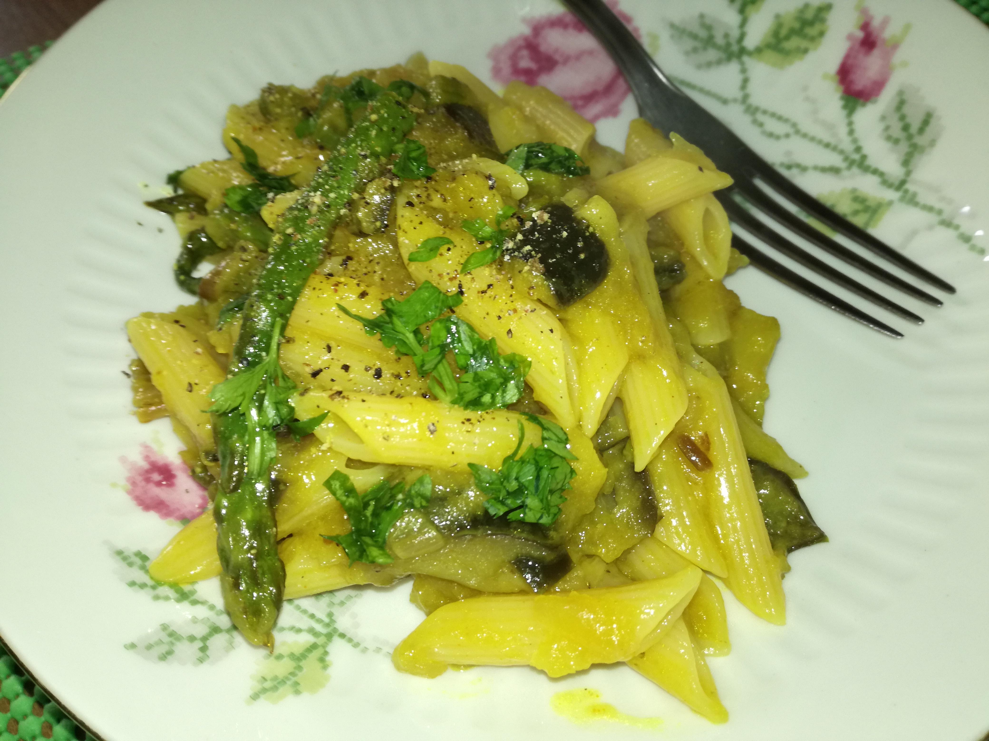 pennette-asparagi