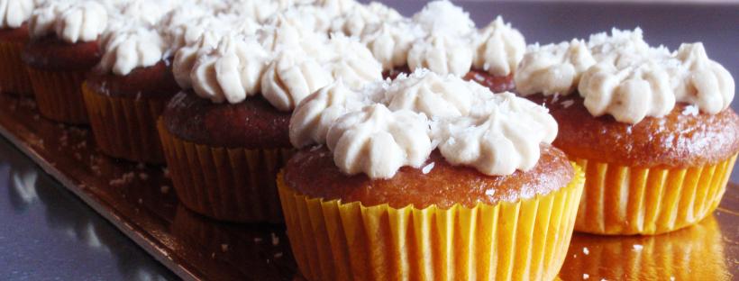 cupcakes- cocco-panna