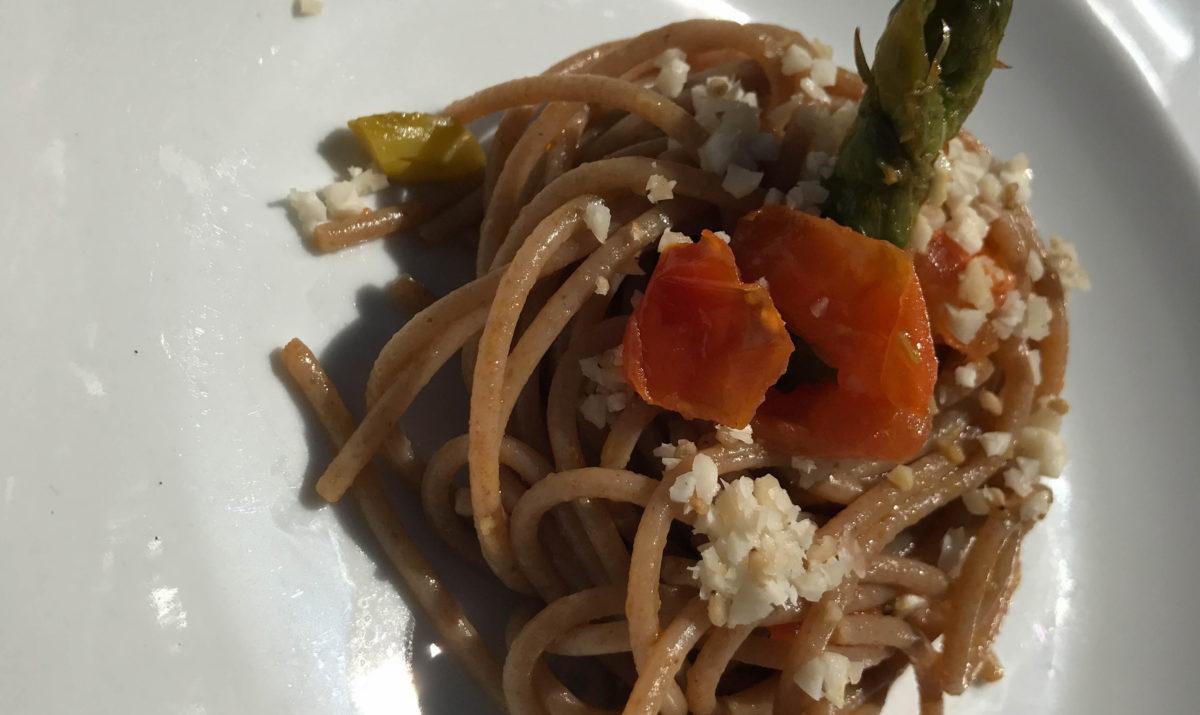 spaghetti-farro