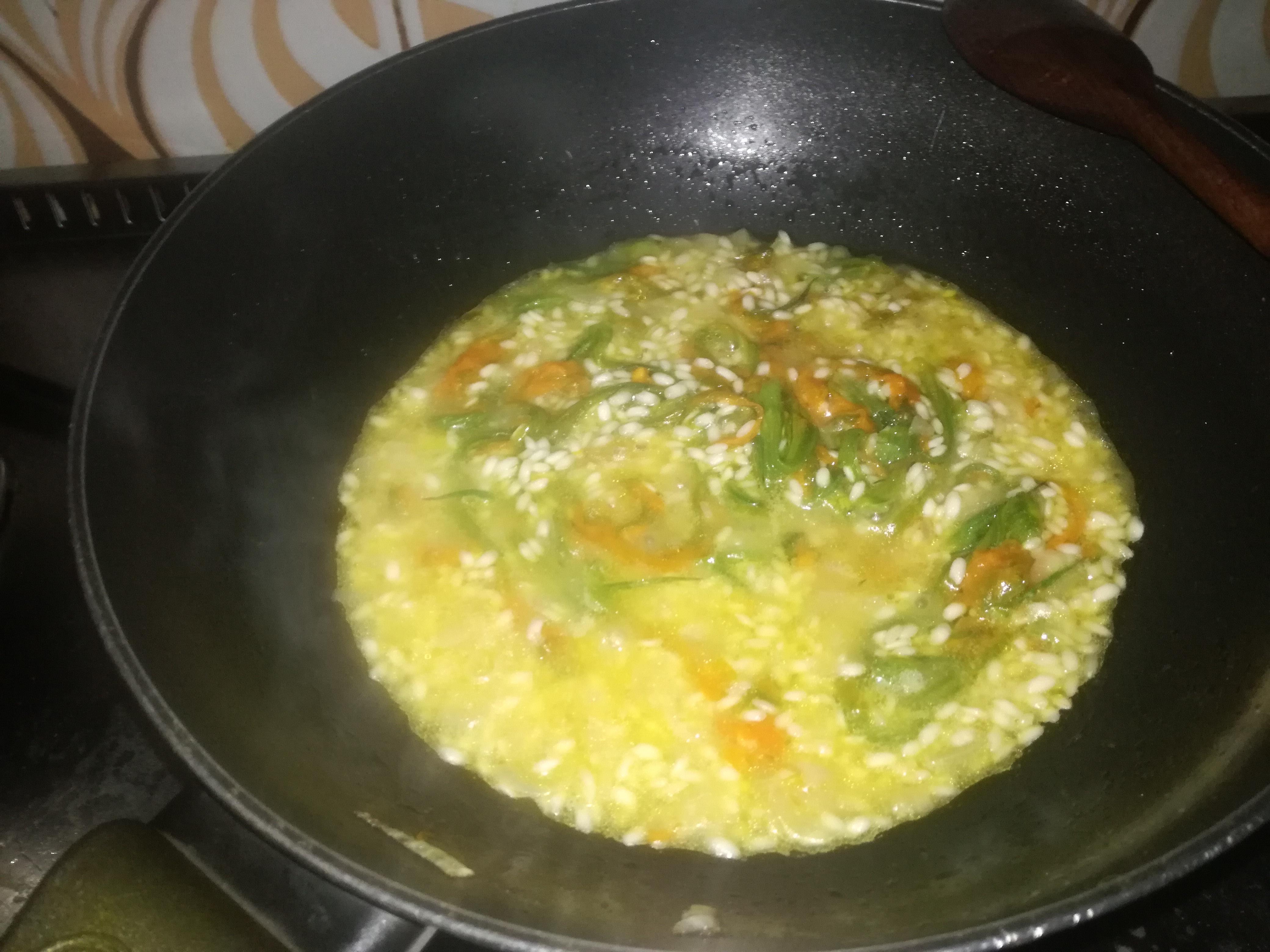 risotto-fiori-di-zucca