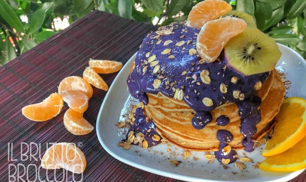 pancake-farro