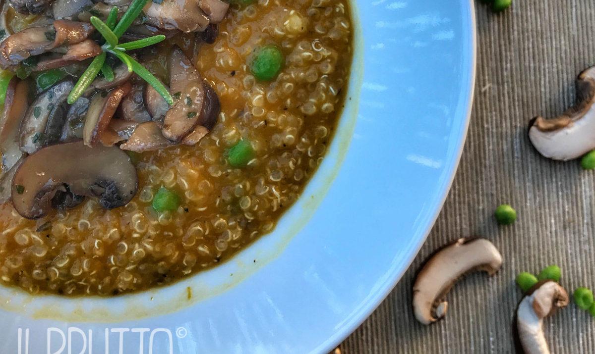 quinoa-funghi-ortolana