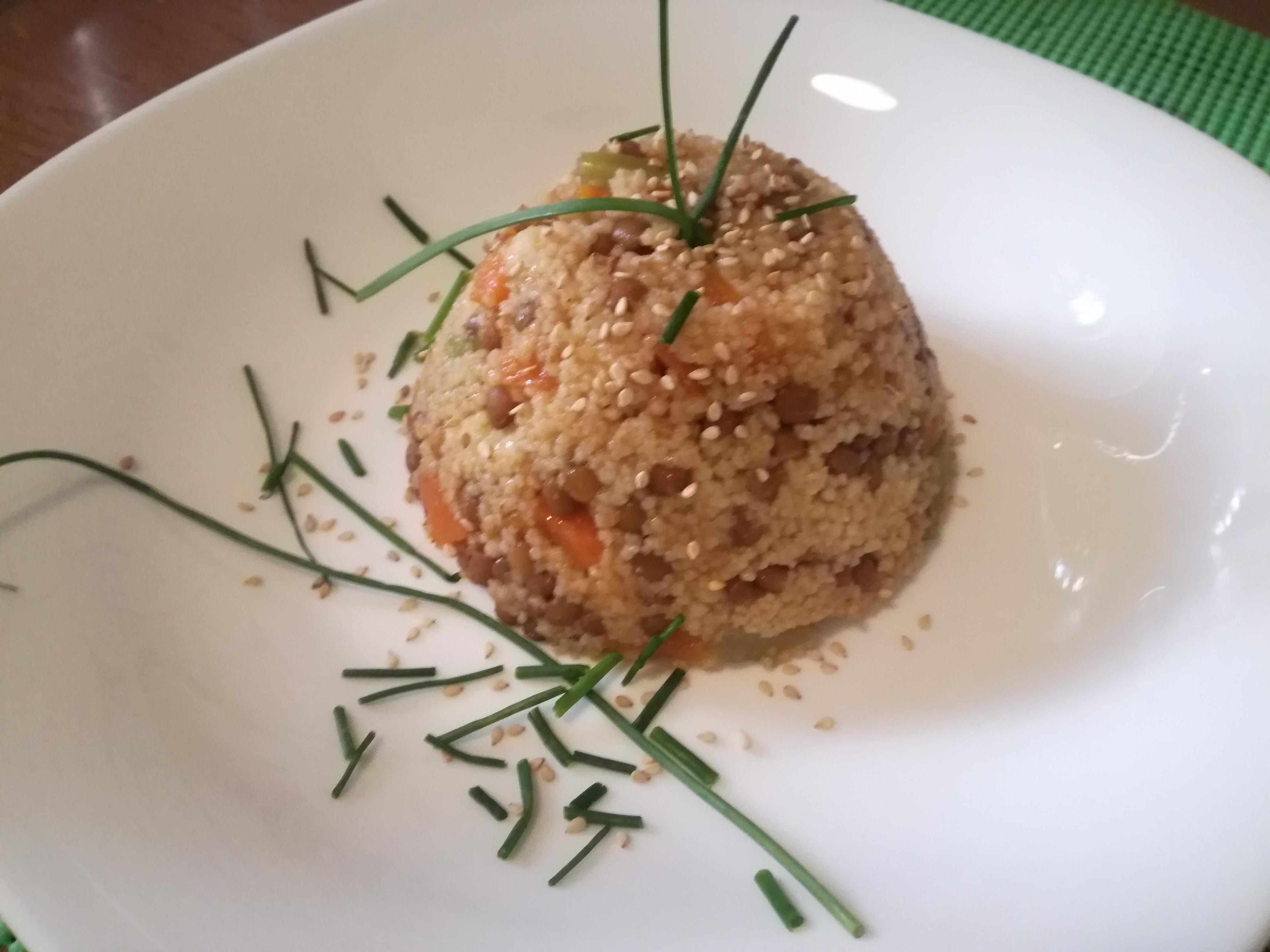 tortino-cous-cous-lenticchie