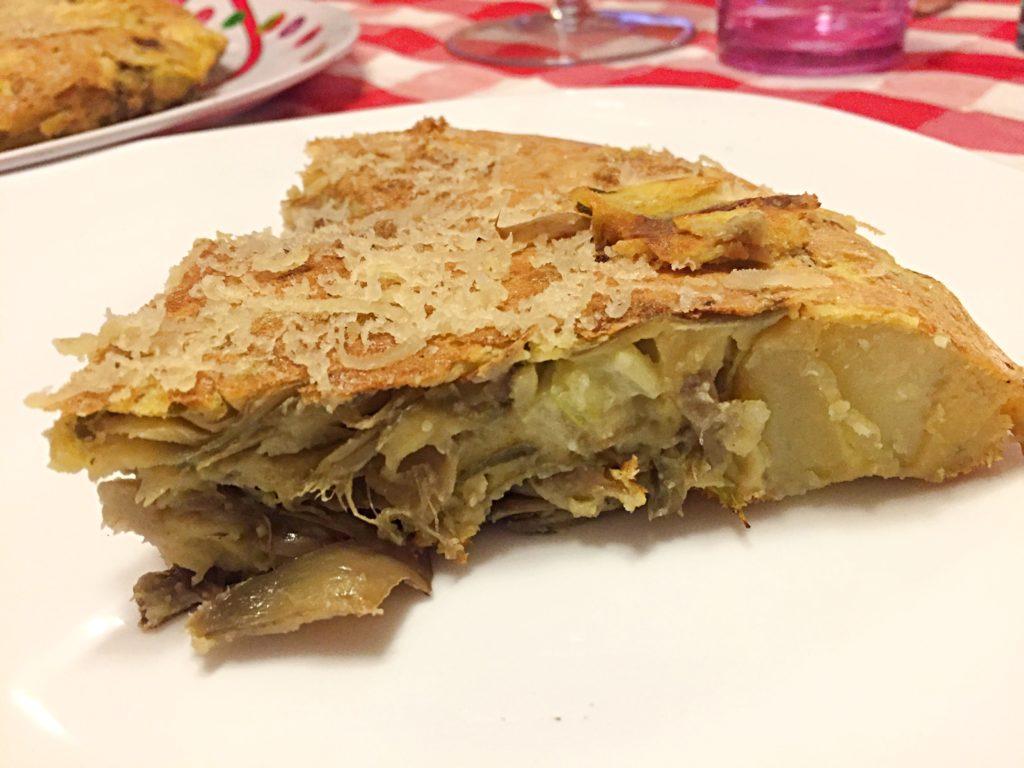 farfrittata-patate-carciofi