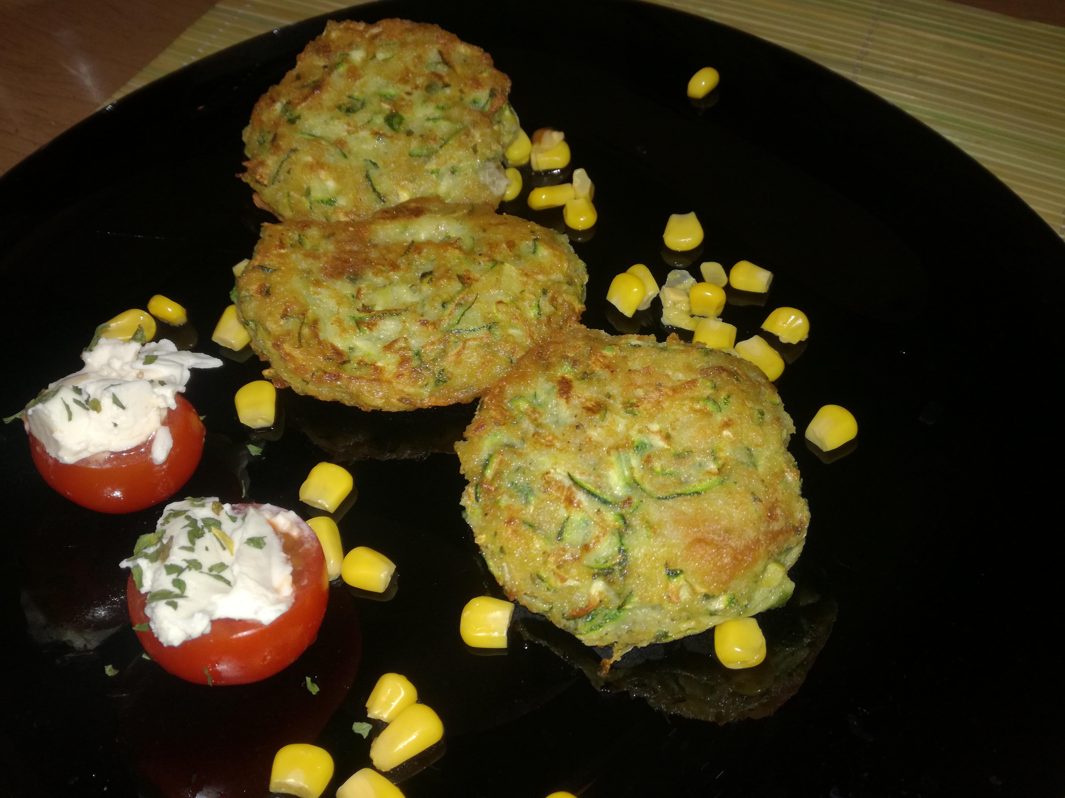 medaglioni-zucchine-quinoa