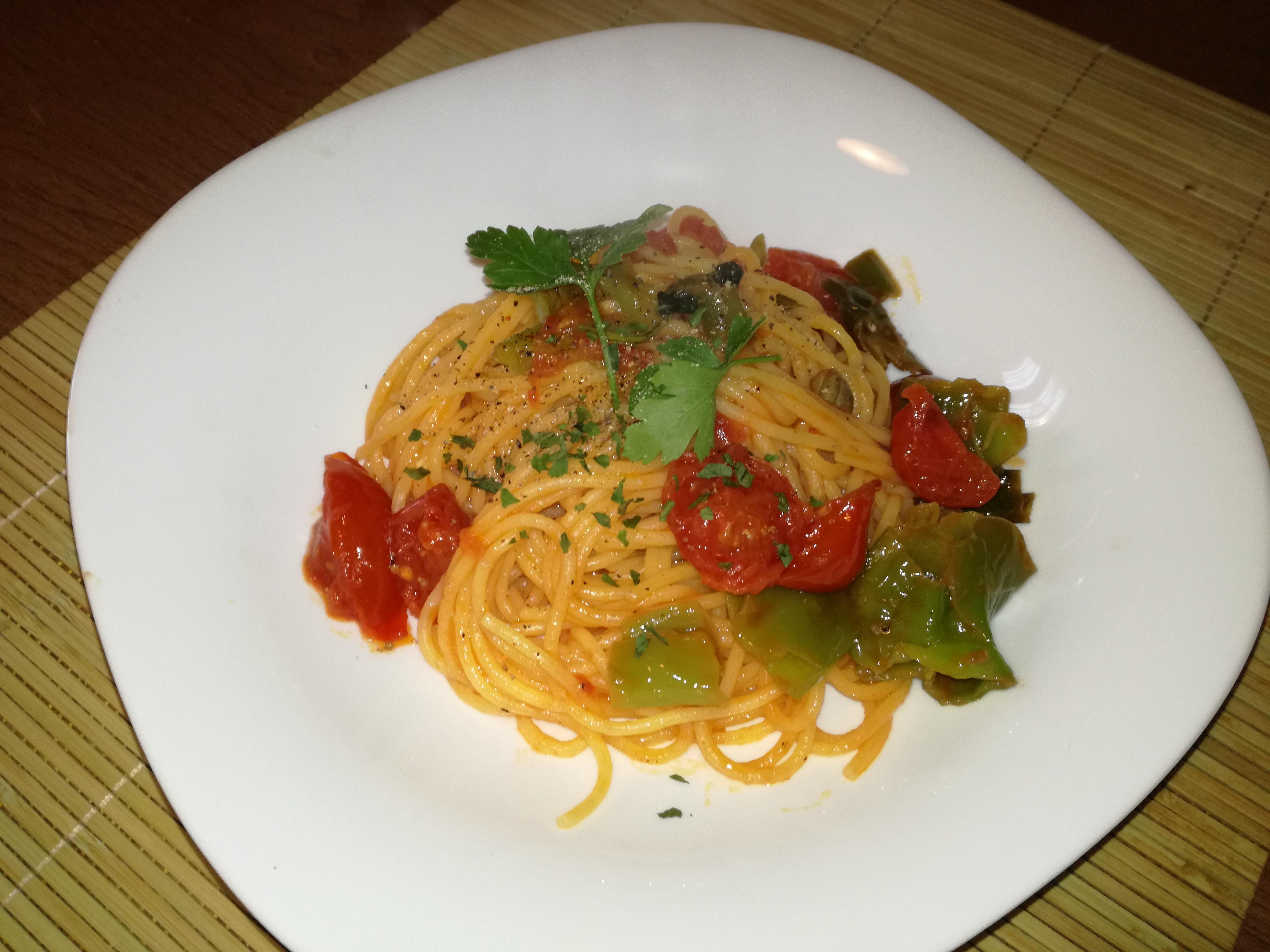 spaghetti-di-mais