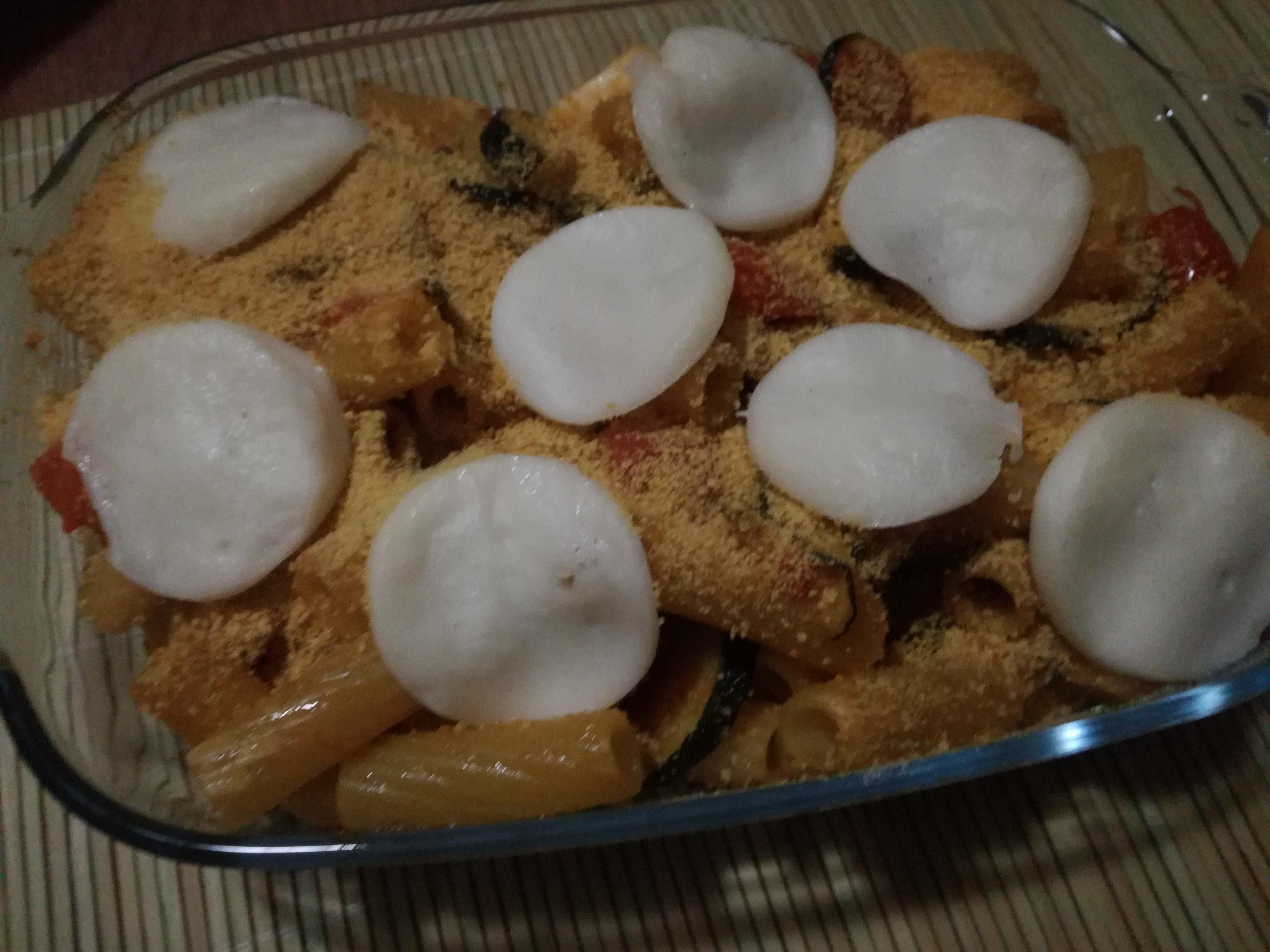 rigatoni-zucchine