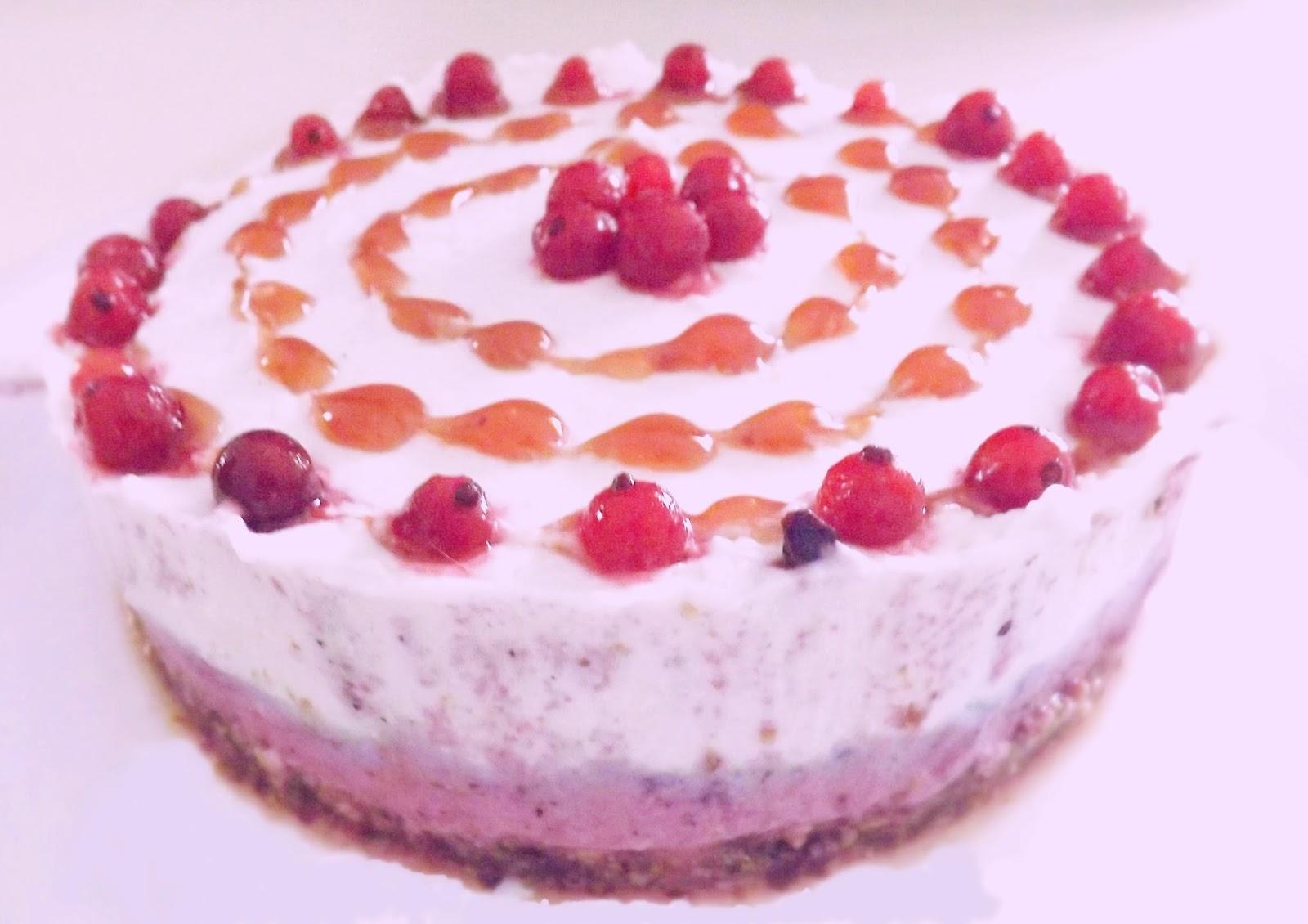 Cheesecake- Raw