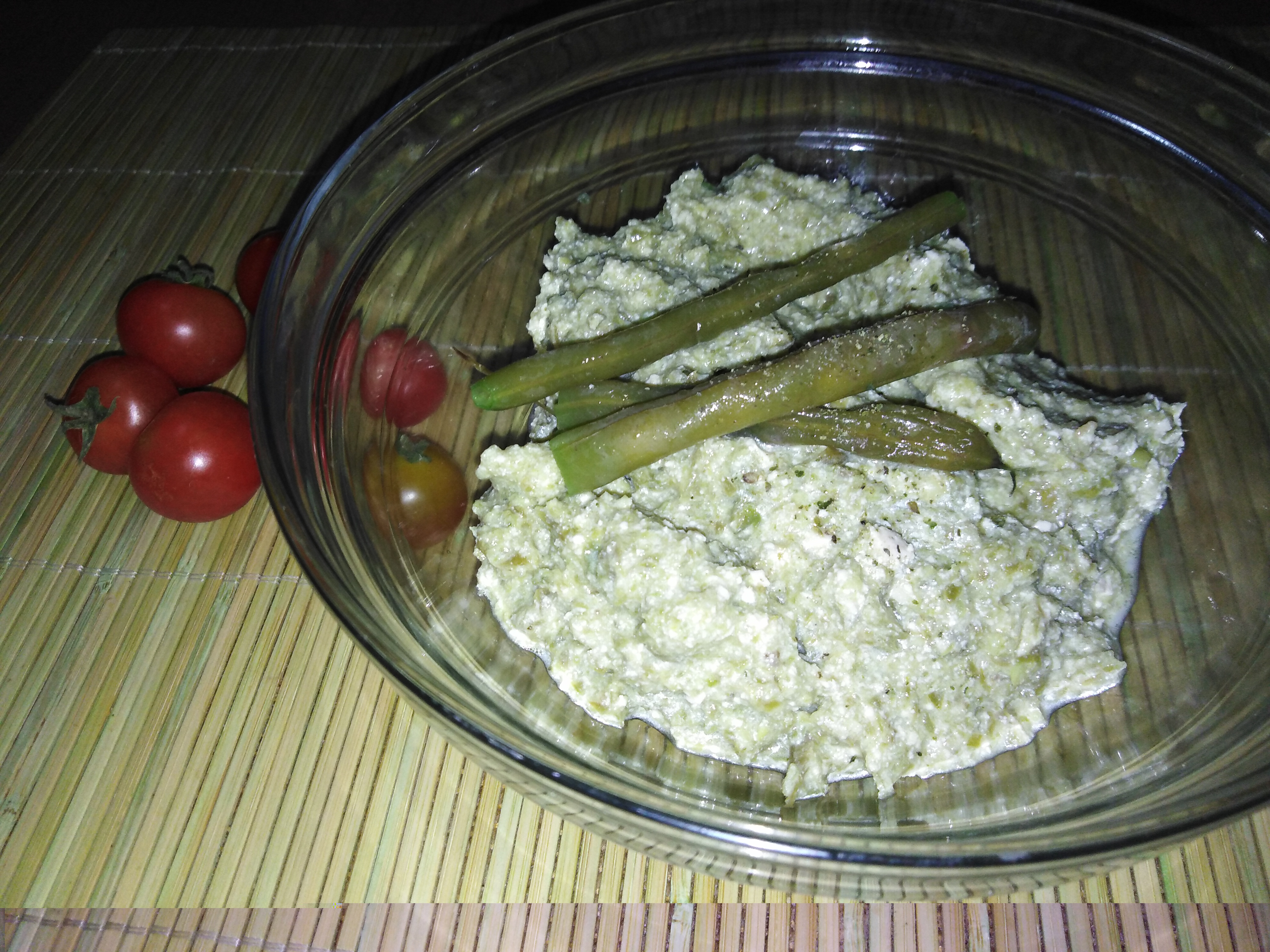 pesto-fagiolini