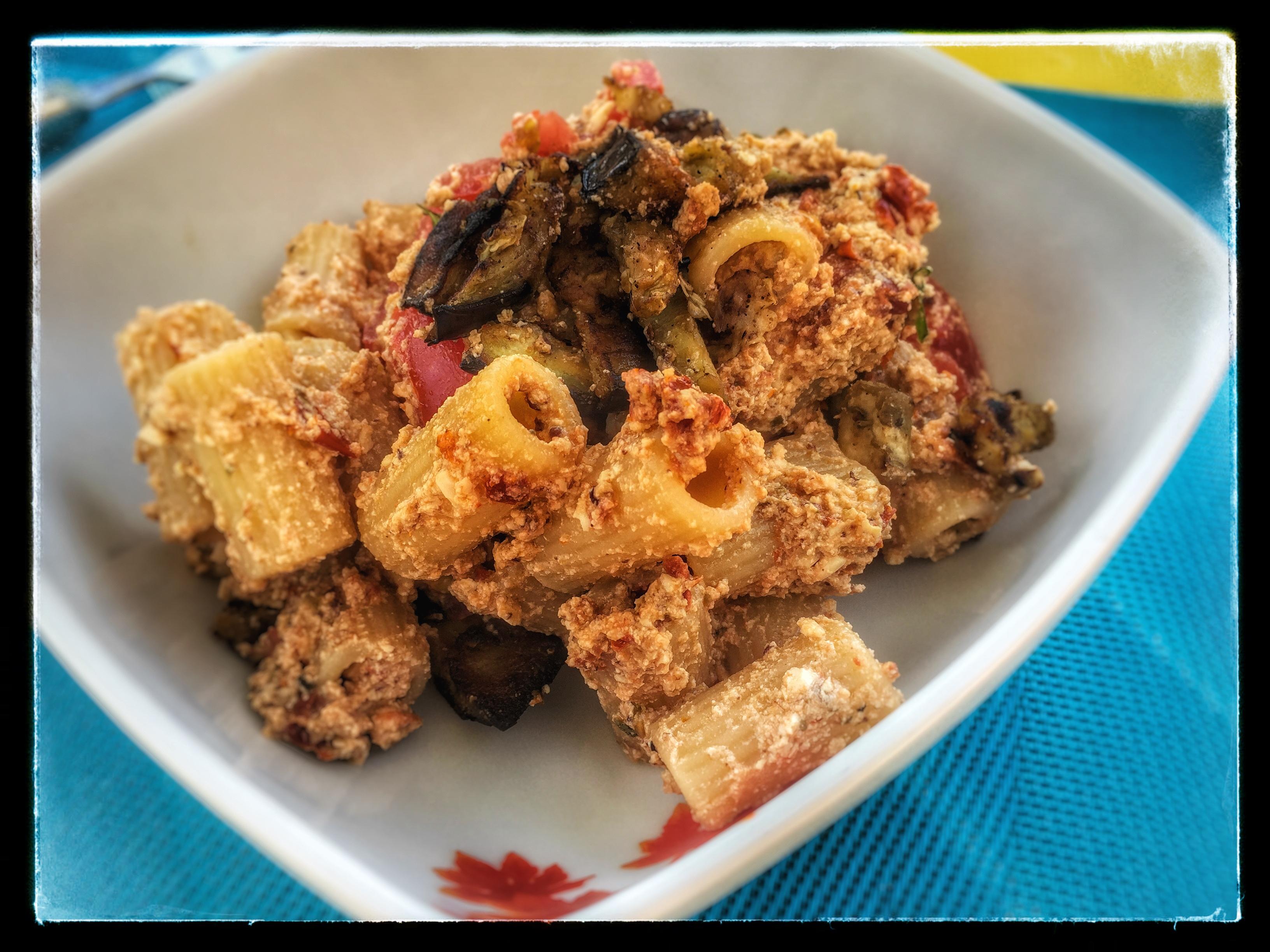 pasta-tofu