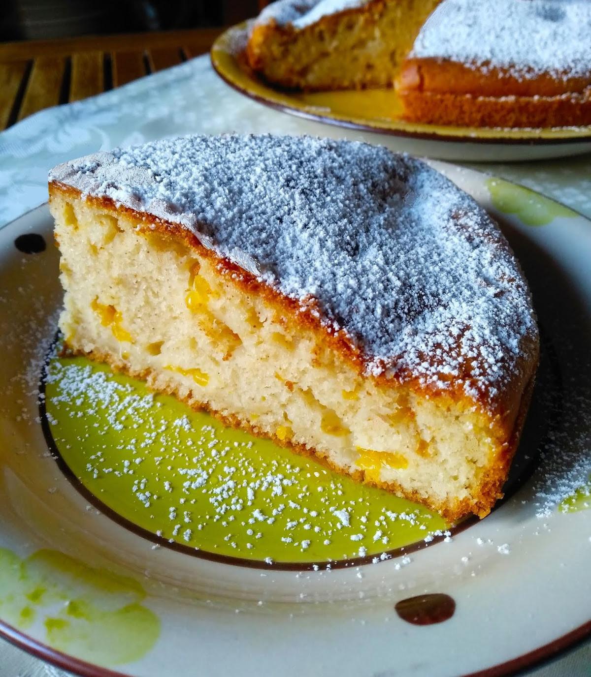 torta-vegan-mandarino
