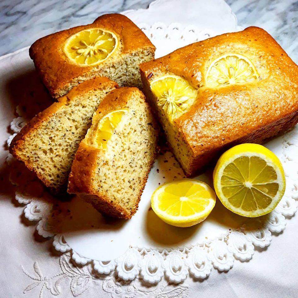 plumcake-limone