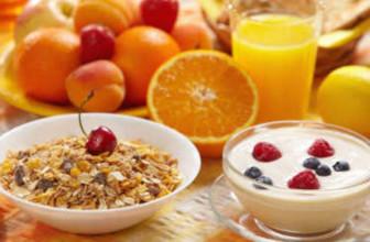 Come fare una colazione corretta.