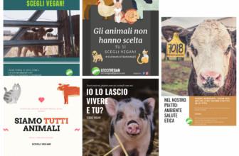LecceVegan, partita la campagna di sensibilizzazione con 700 manifesti in 29 comuni a favore degli animali