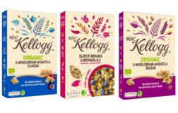 Kellogg's, in Inghilterra nascerà la nuova linea vegan di cereali
