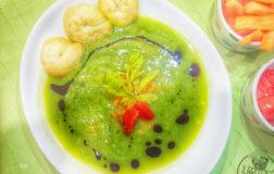 Passato di verdure bello e buono