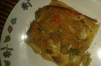 Primavera in tavola, la ricetta della lasagna al forno con gli asparagi.