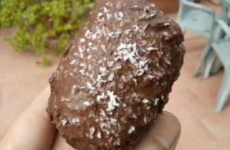 Come fare il bounty vegano con cocco e cioccolato fondente