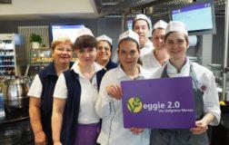 Veggie 2.0: nasce a Berlino la prima mensa universitaria completamente veg
