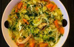 Noodles alle verdure: il piatto tipico della tradizione cinese