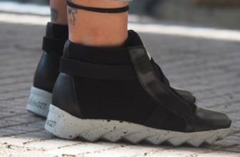 SQUARe027: le scarpe vegan e innovative made in Italy