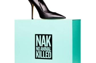 NAK, brand londinese presenta le scarpe vegan prodotte in Italia