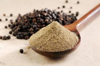 Dimagrire e digerire meglio con il pepe nero.