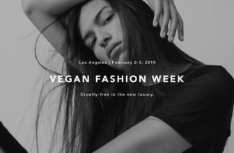 Vegan Fashion Week, a febbraio la prima edizione della moda etica a Los Angeles