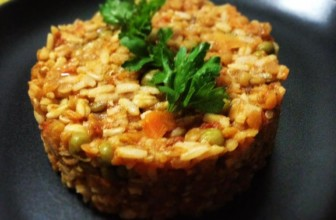 5 cereali con quinoa alle lenticchie rosse e piselli