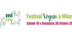 MiVeg 2019: il 19-20 ottobre a Milano, il festival vegano a favore degli animali