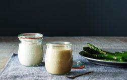 Salsa Tahina al limone e zenzero, pronta in 5 minuti