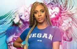 Super Vegan: la cantante Jade Novah collabora con la Peta per promuovere il veganismo