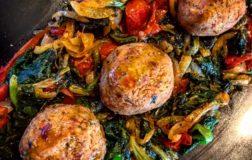 NoMeatBalls con friarelli: come preparare le polpette con le verdure del brodo
