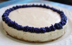 Tofucake no bake, un dolce veloce, senza glutine e vegano