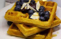 Waffle: la ricetta vegan e senza glutine