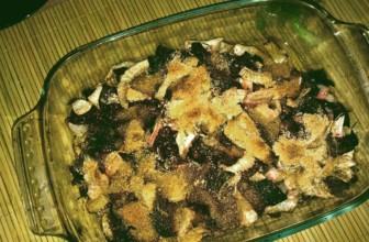 Barbabietole rosse e finocchi gratinati al forno, un contorno leggero e gustoso