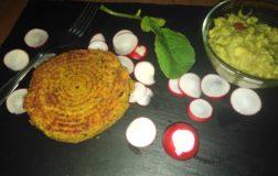 Veggie Burgers di fagioli dall'occhio – Ricetta facile