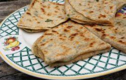 Pudina Paratha: come preparare il pane indiano alla menta