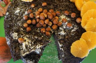 Torta pane e cioccolato: il dolce con ingredienti semplicissimi