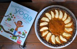Crostata vegan senza zuccheri, grassi e glutine