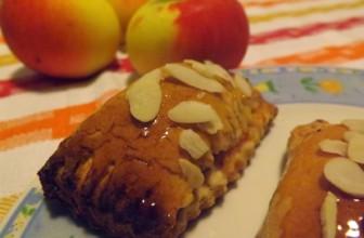 Saccottini alla mela, la ricetta dolce per un pomeriggio goloso
