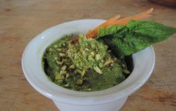 Come preparare la vellutata di spinaci raw