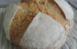 Pane rustico all'enkir – La ricetta per prepararlo in casa