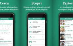 Food Assistant, l'app che ti aiuta a trovare le ricette che fanno per te